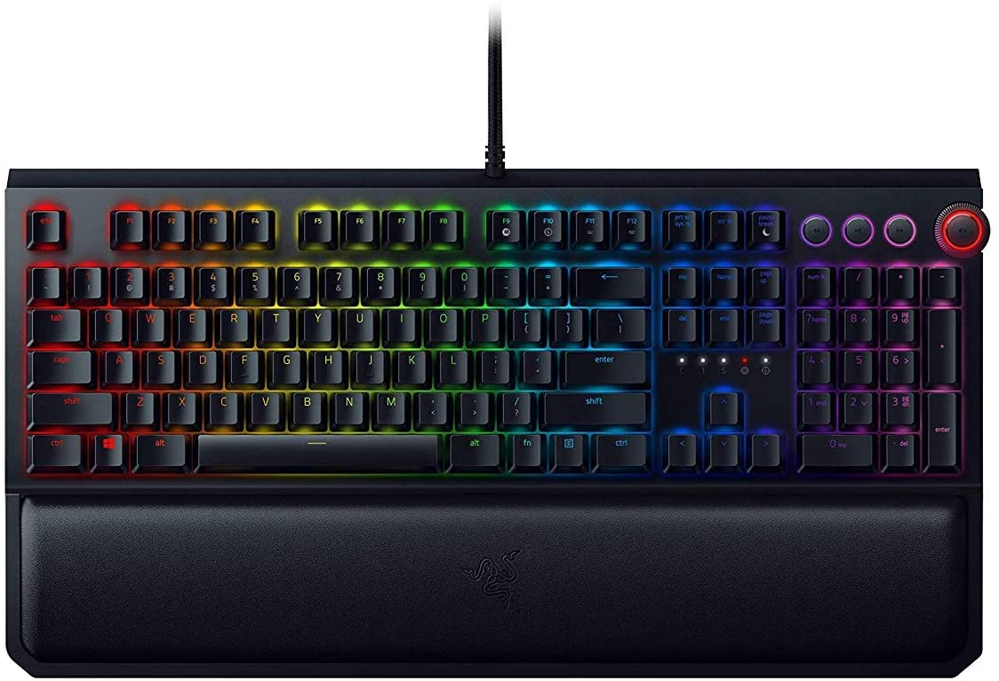 Razer Blackwidow Elite Mechanisch Gaming Toetsenbord