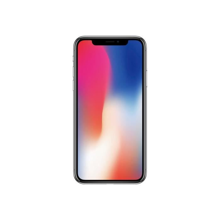 Apple iPhone X Smartphone 4G LTE Advanced 64 Go GSM 5.8