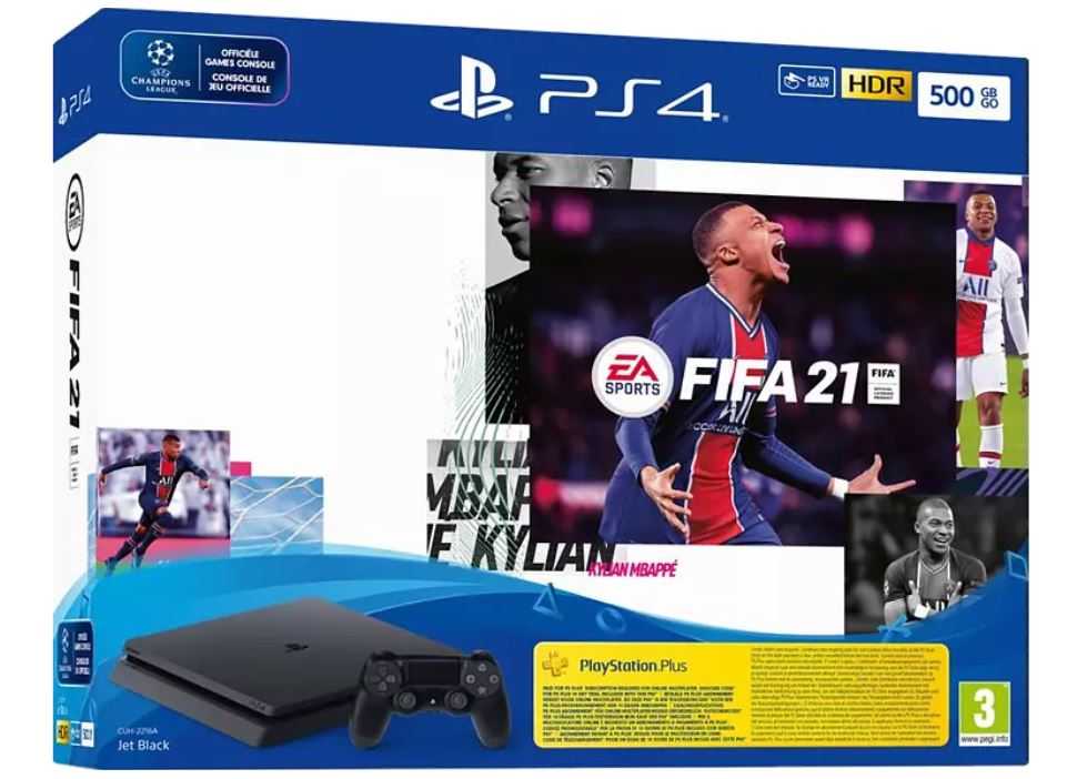PLAYSTATION PS4 500 GB
