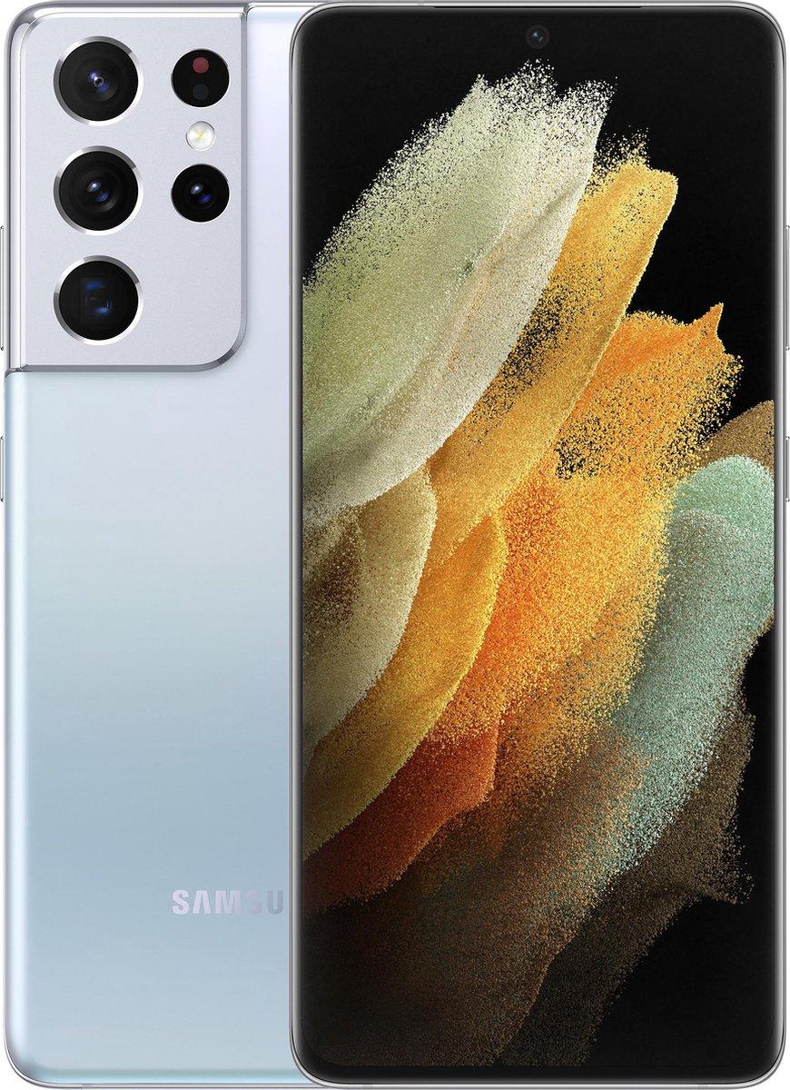 Samsung Galaxy S21 Ultra – 5G – 256GB – Phantom Silver