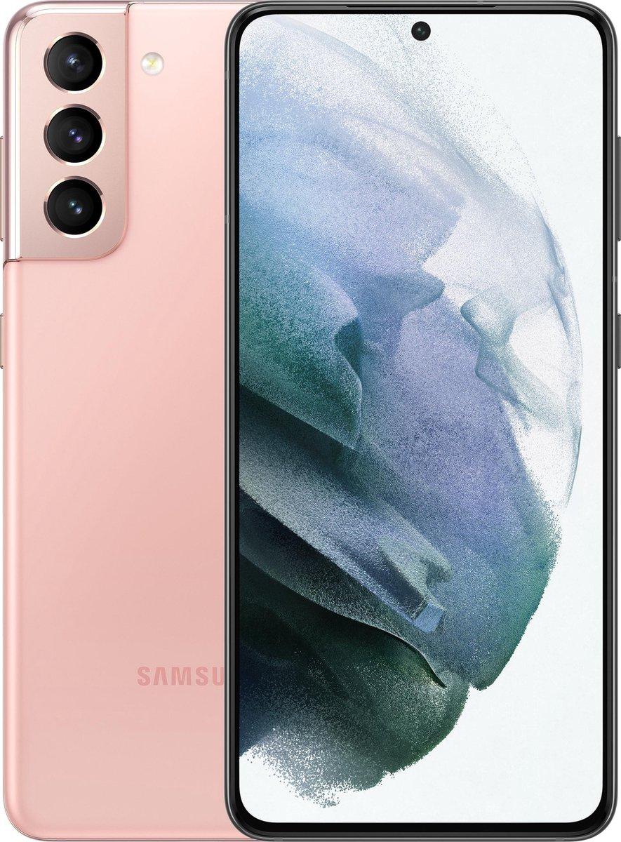 Samsung Galaxy S21 – 5G – 128GB – Phantom Pink