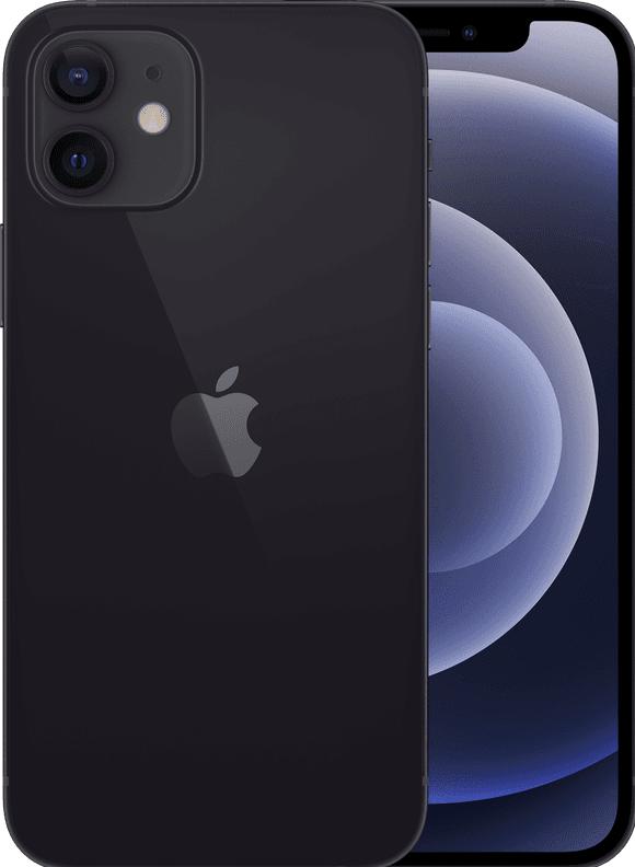 iPhone 12 Black 128GB – Smartphone – 128 GB – GSM – 6.1 – 2532 x 1170 – iOS 14