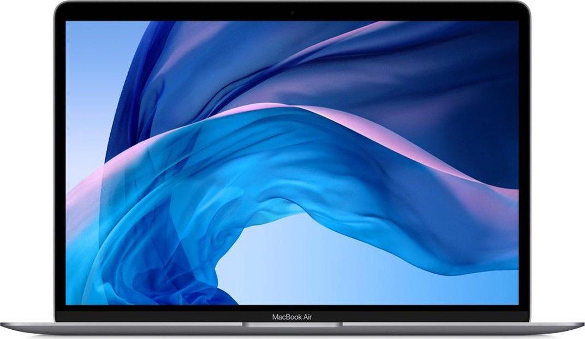 Apple Macbook Air (2020) – 13.3 inch – Intel Core i5 – 256 GB – Spacegrijs – Azerty