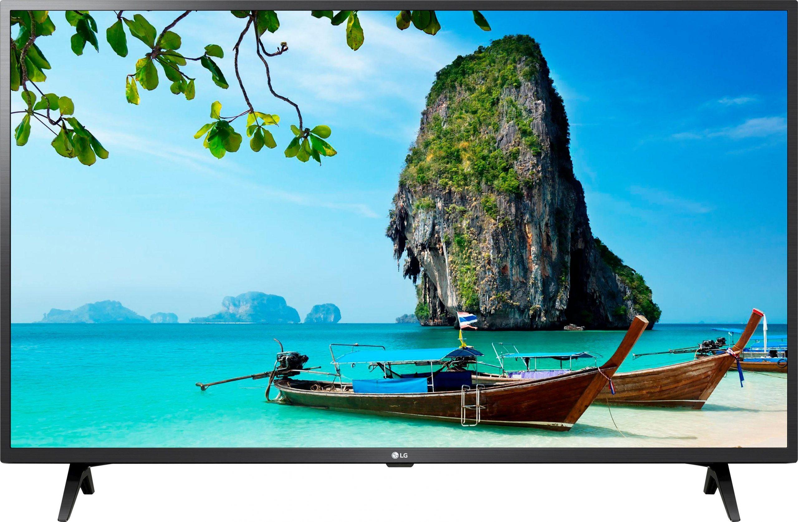 LG 43UN73006LC LED-televisie (108 cm / (43 Inch), 4K Ultra HD, Smart-TV