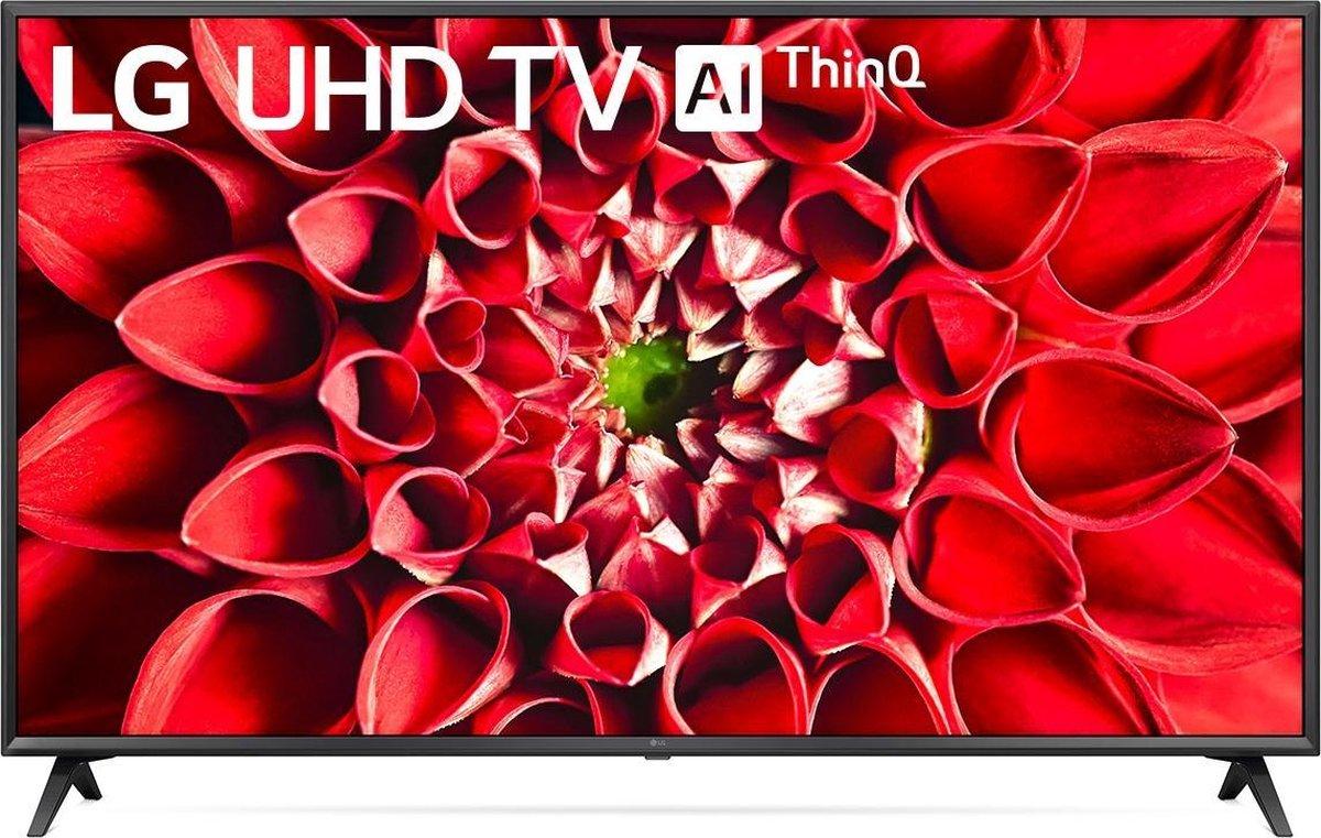 "LG 65UN71000LB tv 165,1 cm (65"") 4K Ultra HD Smart TV Wi-Fi Zwart"