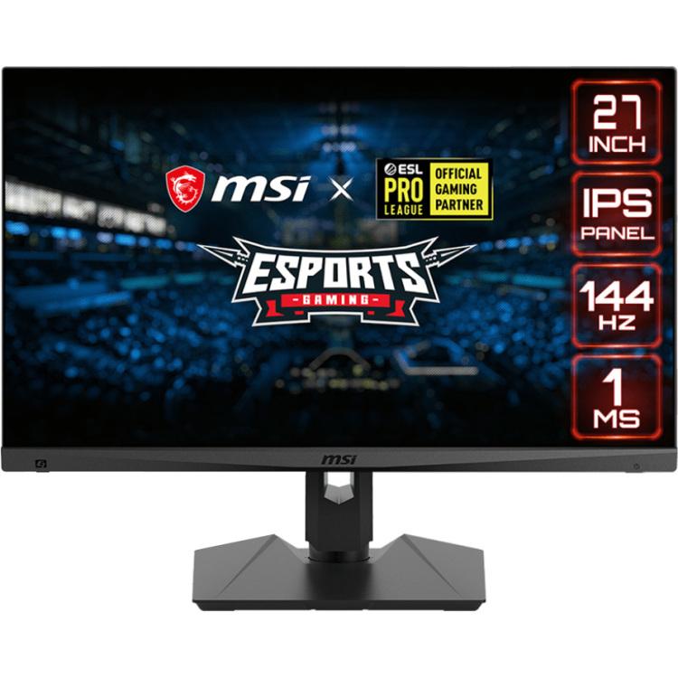 MSI Optix MAG274R 27″ Gaming Monitor 2x HDMI, DisplayPort, 2x USB-A 2.0, USB-B, USB-C