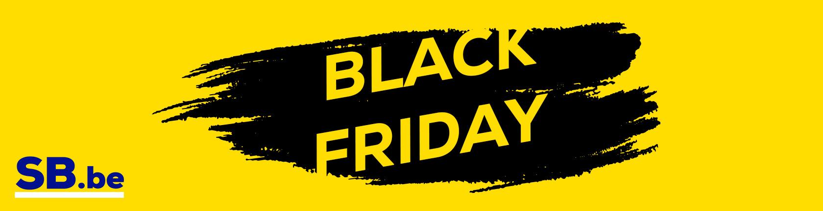SB.be Black Friday bij SupraBazar