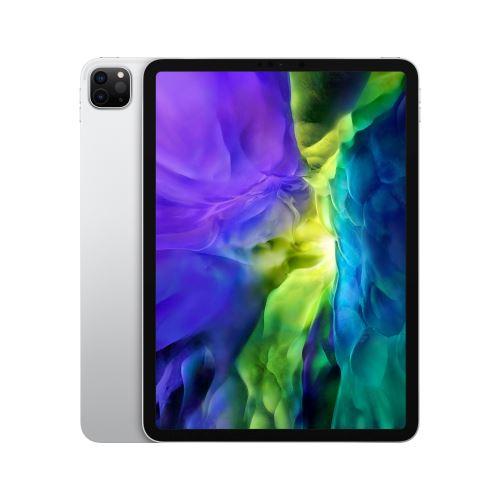 Apple iPad Pro 11″ 128 Go Argent Wi-Fi 2020 2ème génération