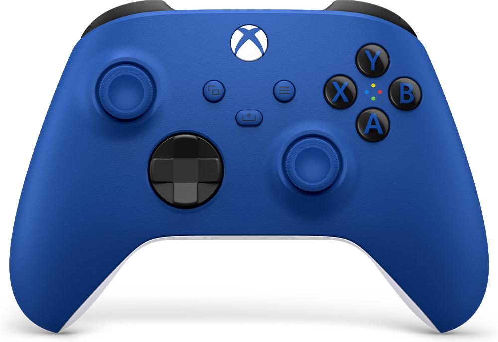 Xbox Series X/S Wireless Controller (Shock Blue)