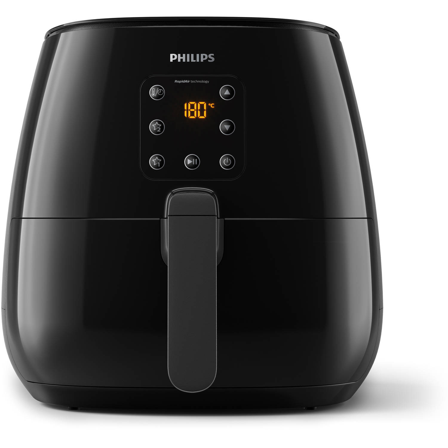 Philips Airfryer Essential Xl Hd9260/90 – Zwart