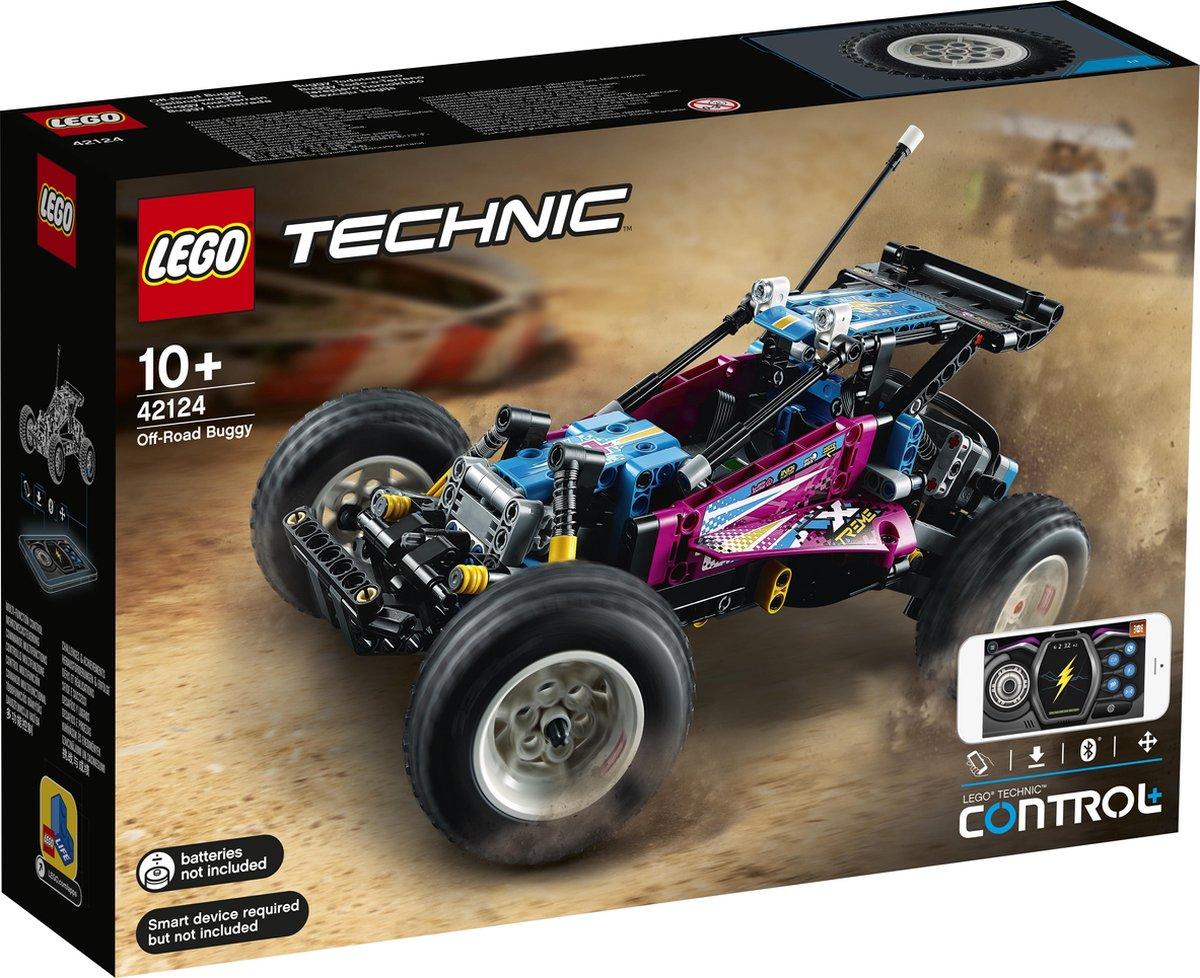 LEGO Technic Terreinbuggy – 42124