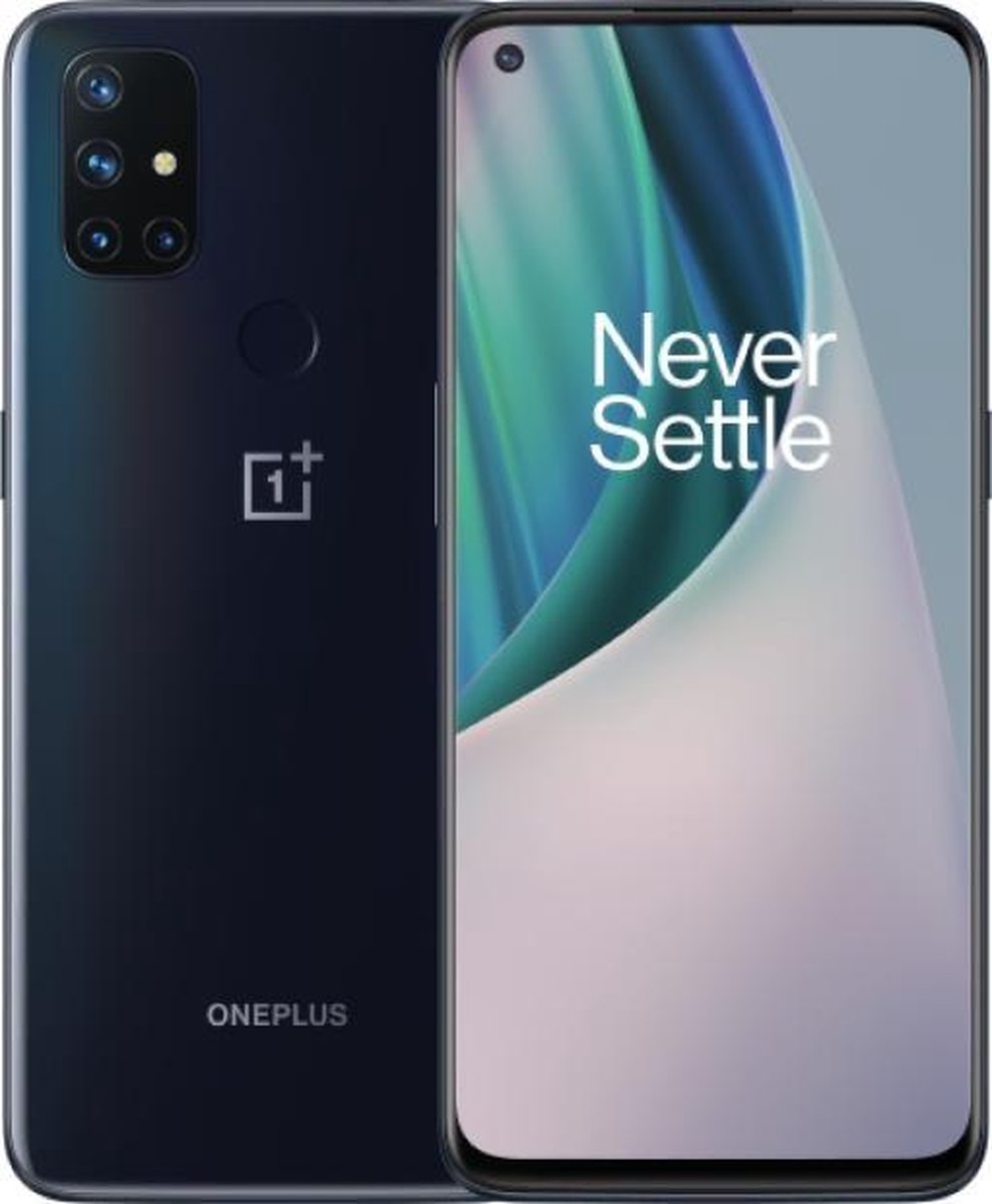 OnePlus Nord N10 5G 16,5 cm (6.49″) 6 GB 128 GB USB Type-C Blauw Oxygen OS 4300 mAh