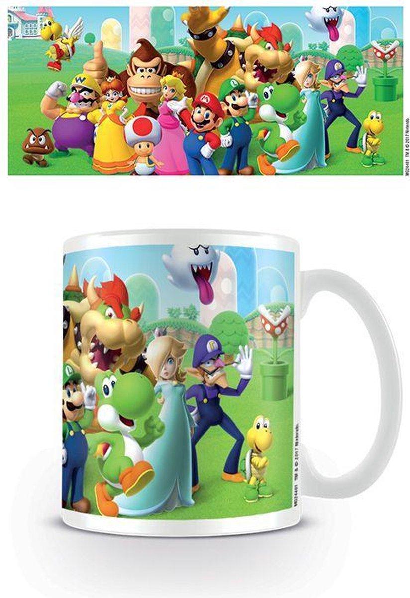Nintendo Super Mario Mushroom Kingdom Mok