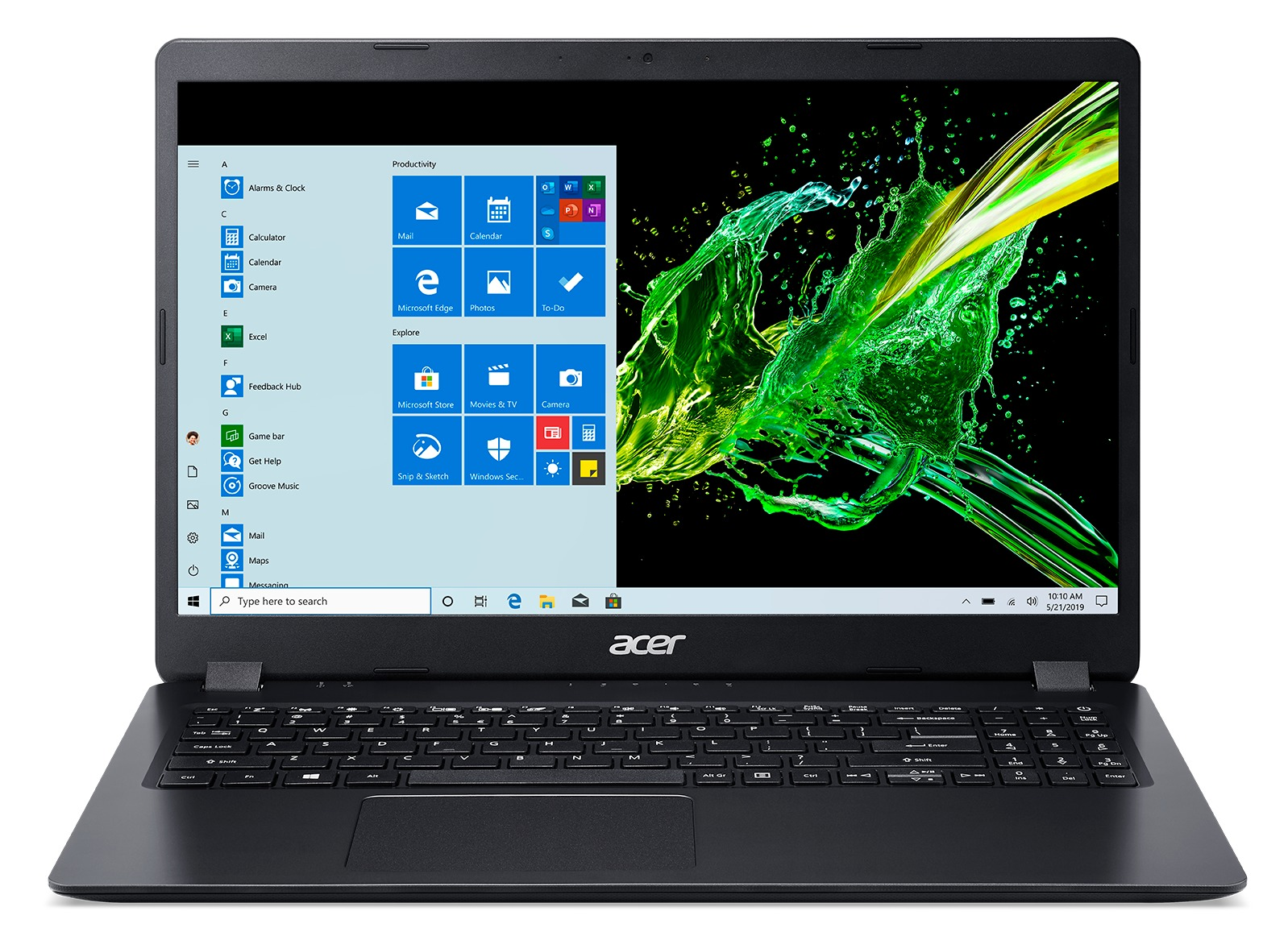 Acer Aspire 3 A315-56-58WY Laptop – 15 Inch