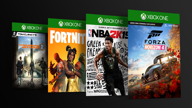 Bespaar tot 60% op Xbox-games