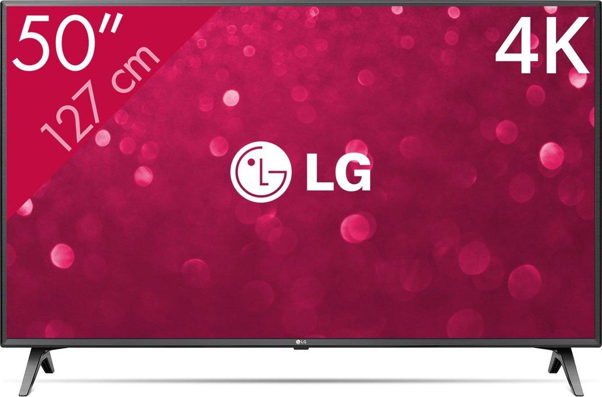 LG 50UM7500PLA – 4K TV