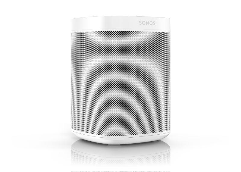 Sonos One Gen2 Wit