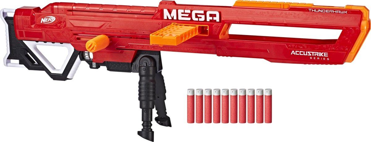 NERF Mega Accustrike Thunderhawk – Blaster
