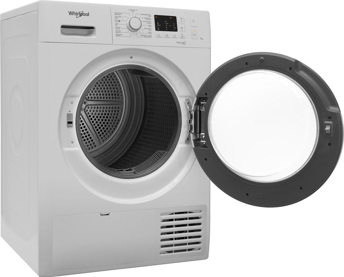 Whirlpool FTBE M10 72 – Warmtepompdroger