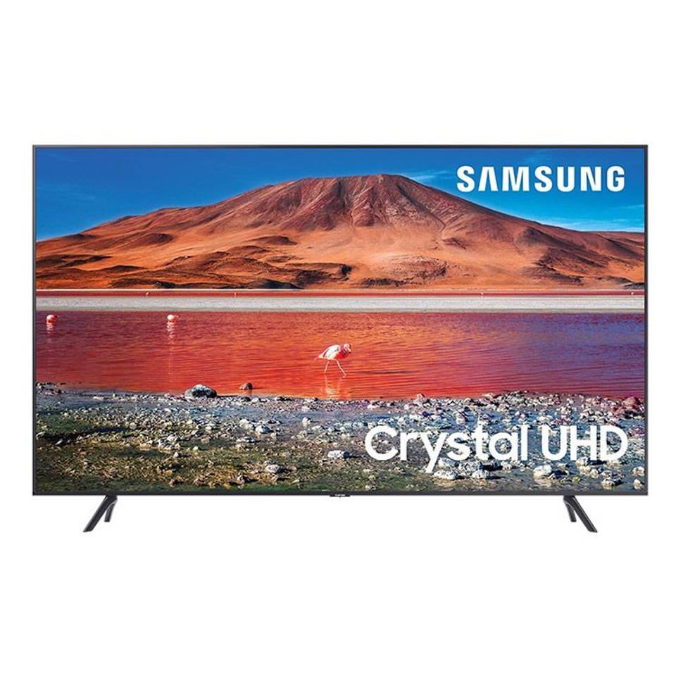 Samsung UE50TU7100 – 4K HDR LED Smart TV (50 inch)