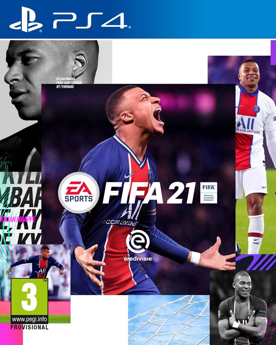 FIFA 21 – PS4