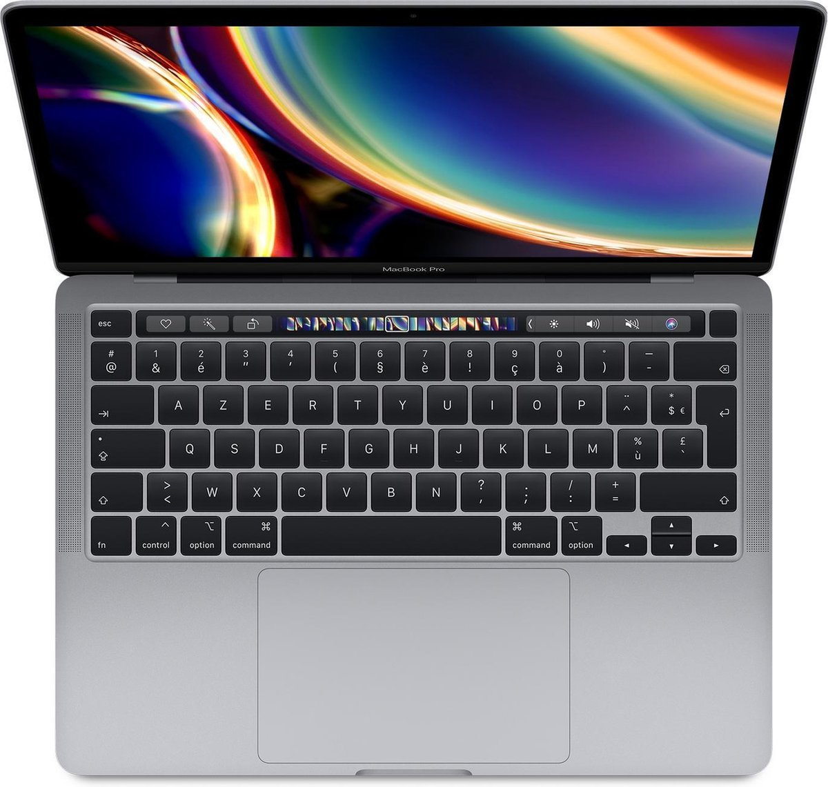Apple MacBook Pro (2020) MXK32 – 13.3 inch – Intel Core i5 – 256 GB – Spacegrijs – Azerty