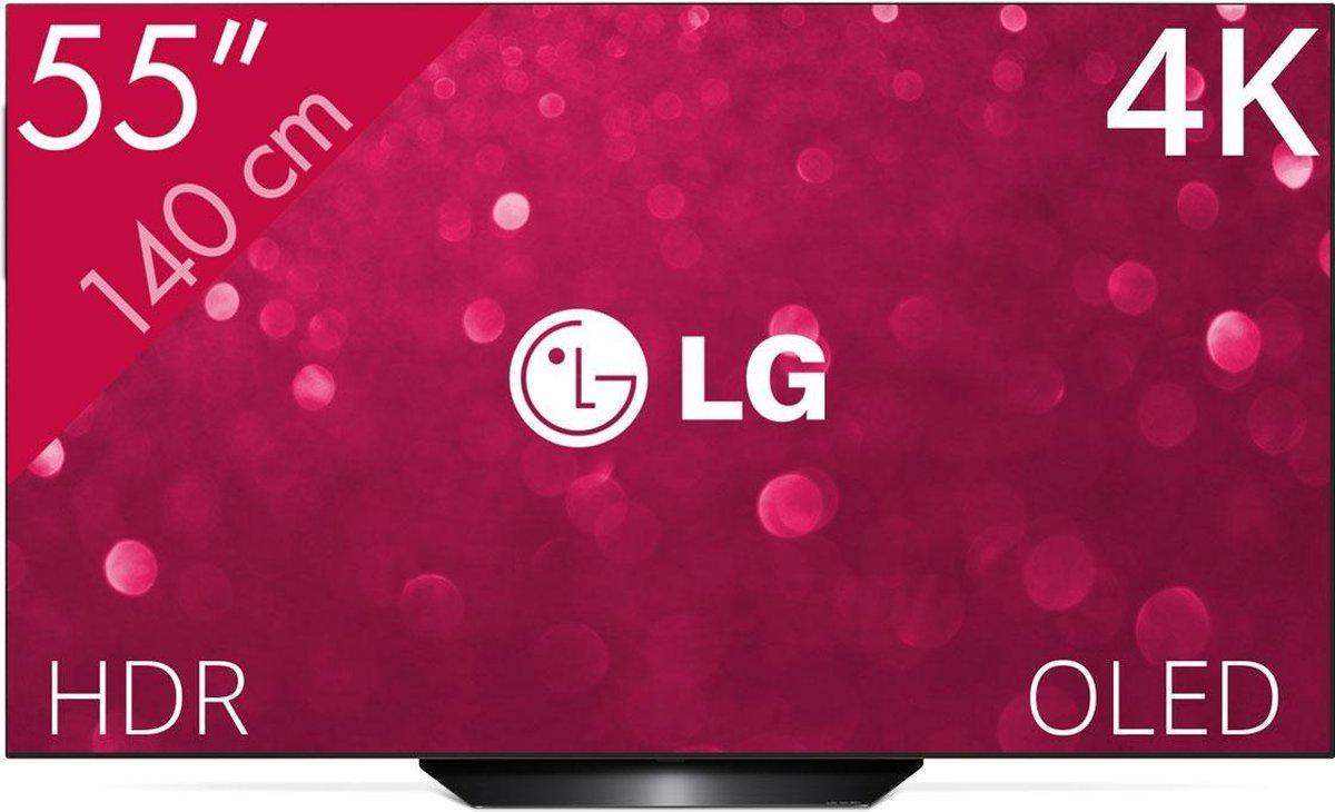 LG OLED55B9PLA – 4K OLED TV