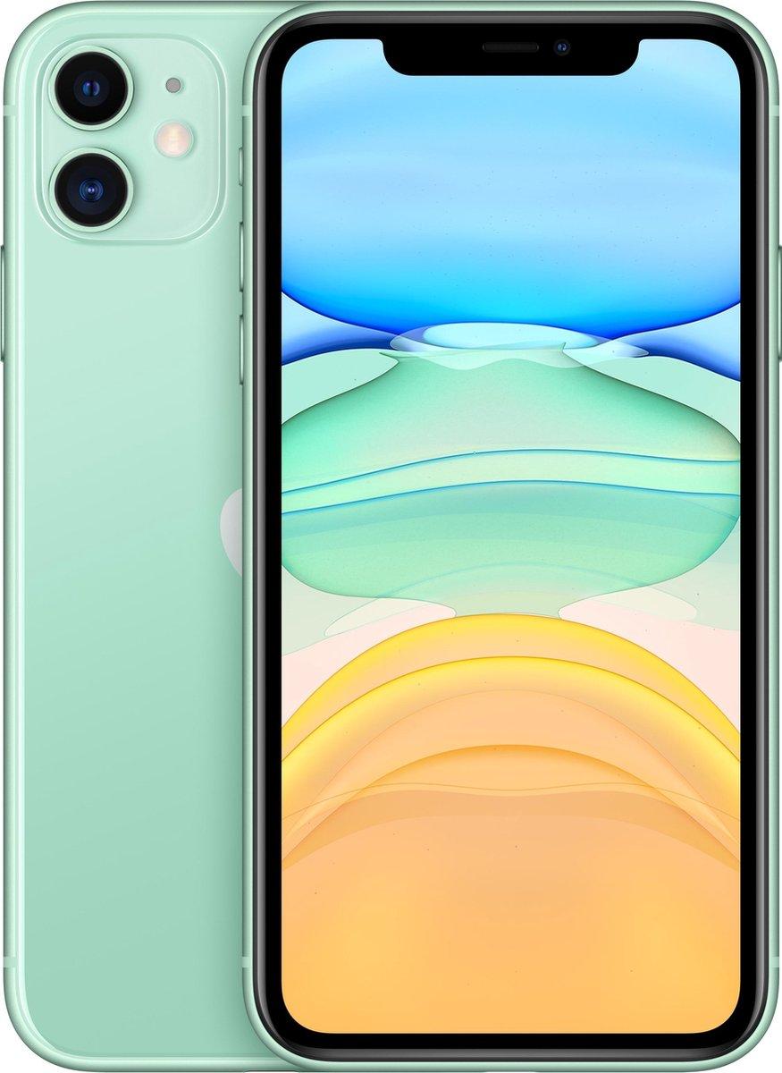 Apple iPhone 11 – 64GB – Groen