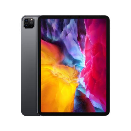 Apple iPad Pro 11″ 256 Go Gris sidéral Wi-Fi 2020 2ème génération