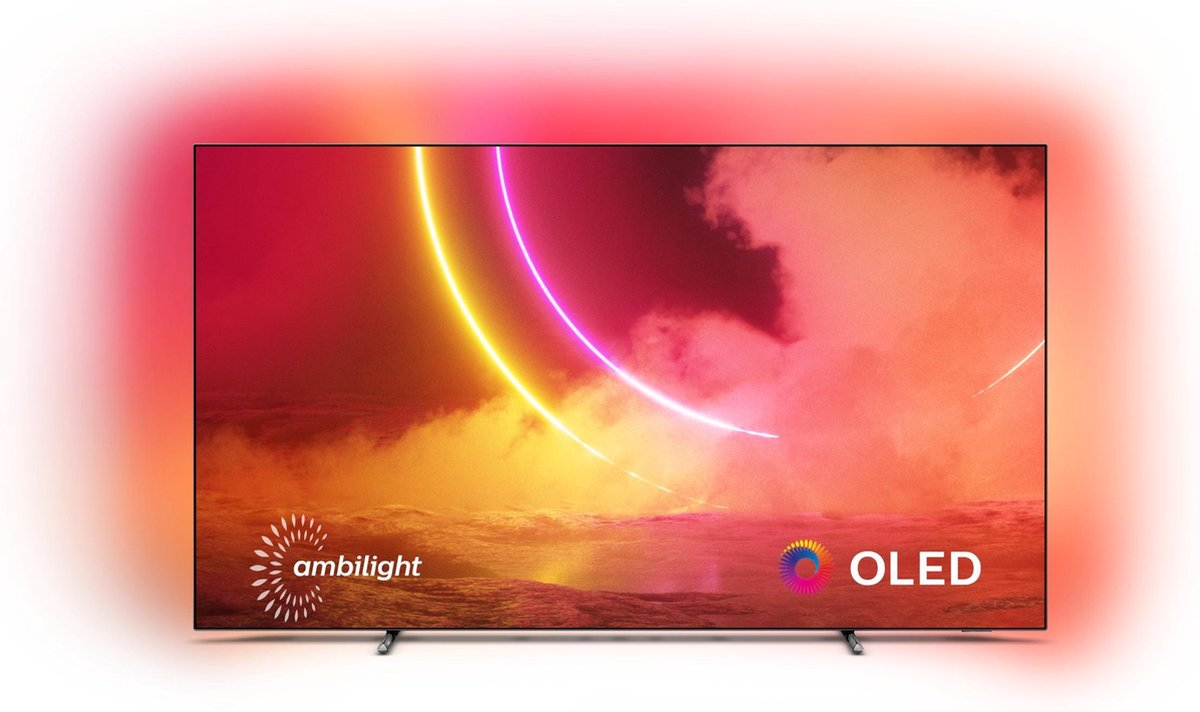 Philips 55OLED805/12 – 55″ 4K UHD OLED Android TV