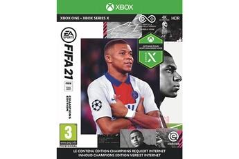 Jeux Xbox One Zkumultimedia Fifa 21 champion edition – xbox series x optimised (upgrade free)