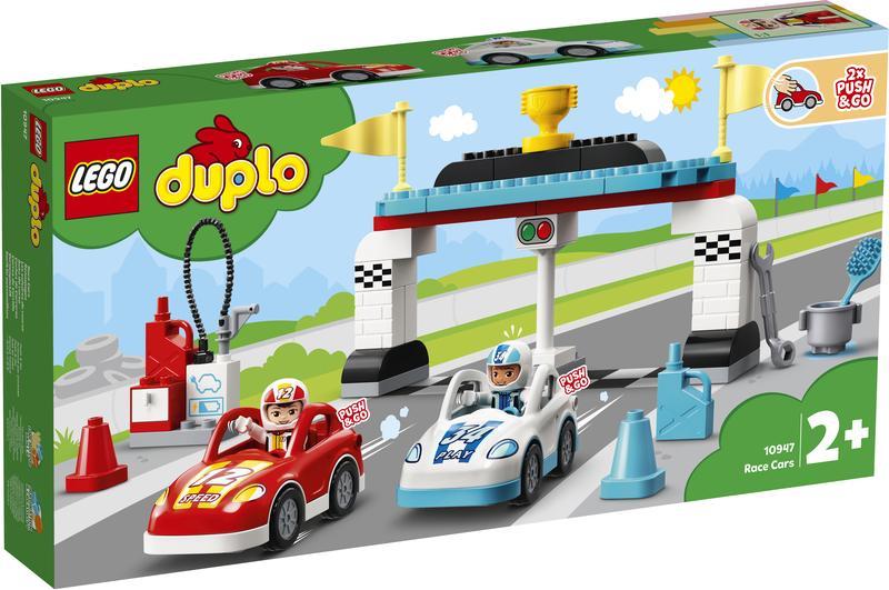 LEGO DUPLO Racewagens (10947)