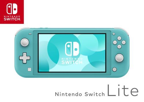 Console portable Nintendo Switch Lite Turquoise