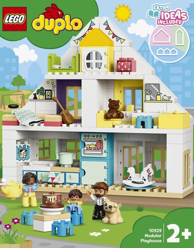 LEGO Duplo Modulair Speelhuis (10929)
