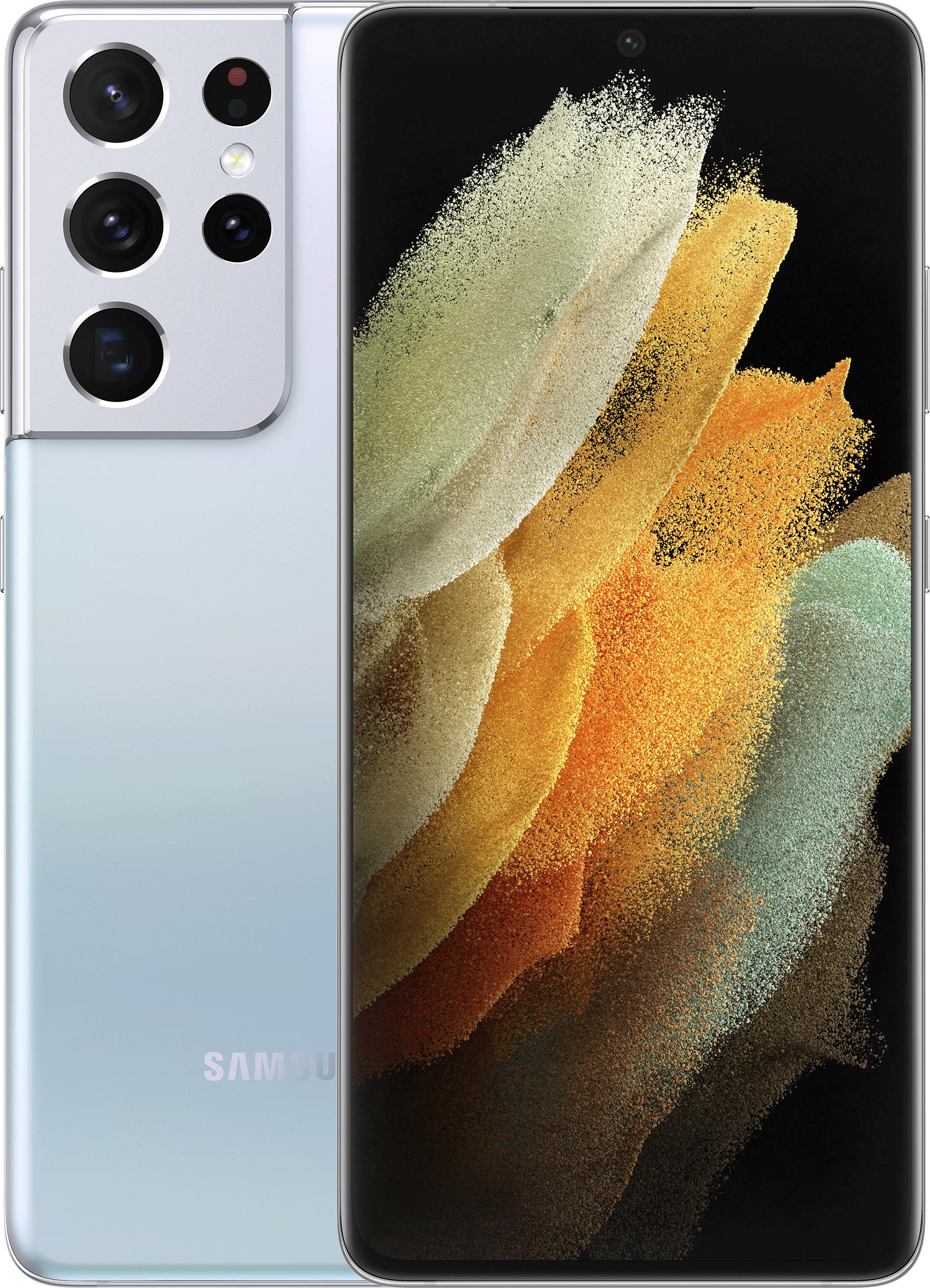 SAMSUNG Galaxy S21 Ultra 5G – 128 GB Zilver