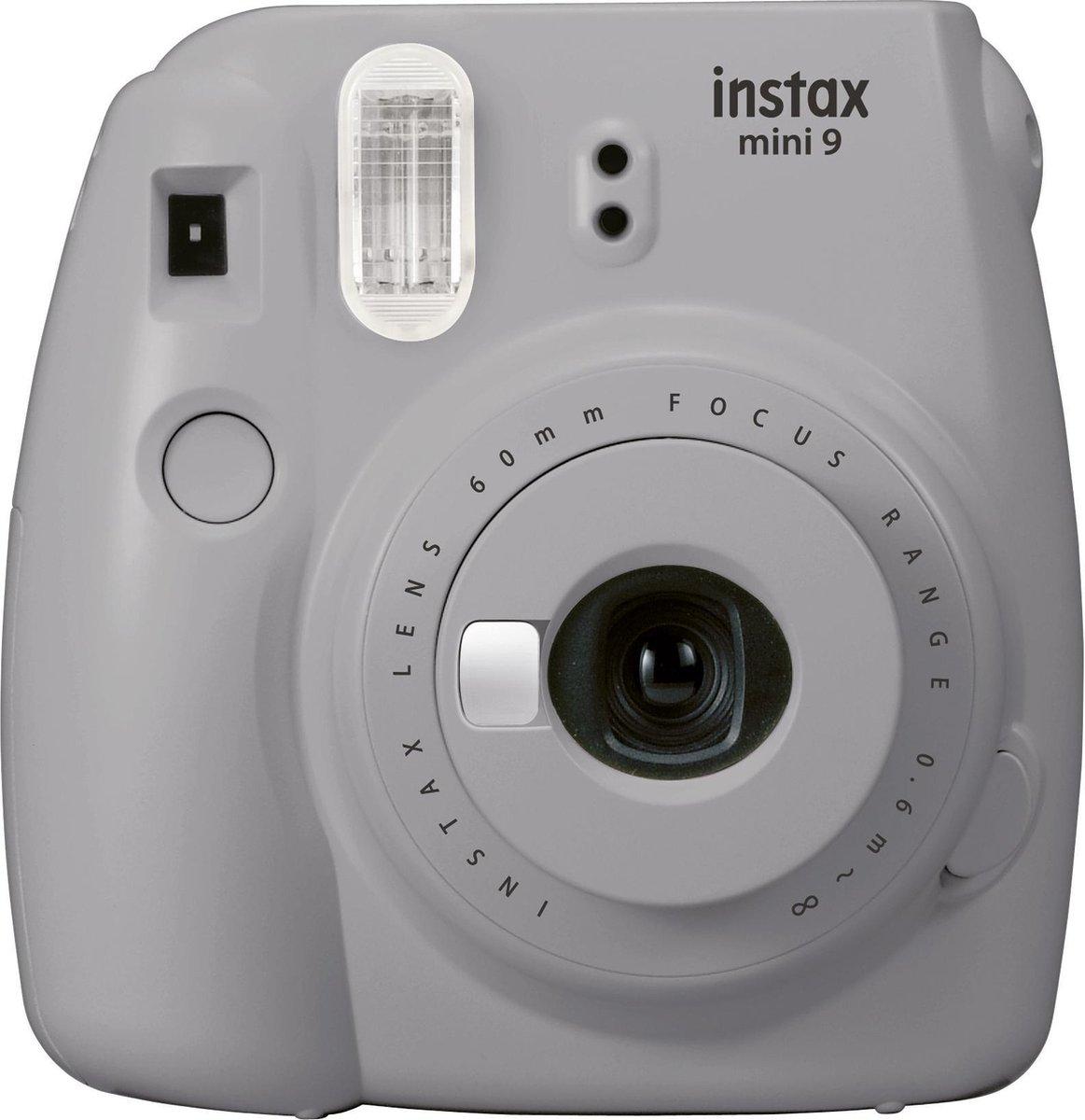 Fujifilm Instax Mini 9 – Light Grey