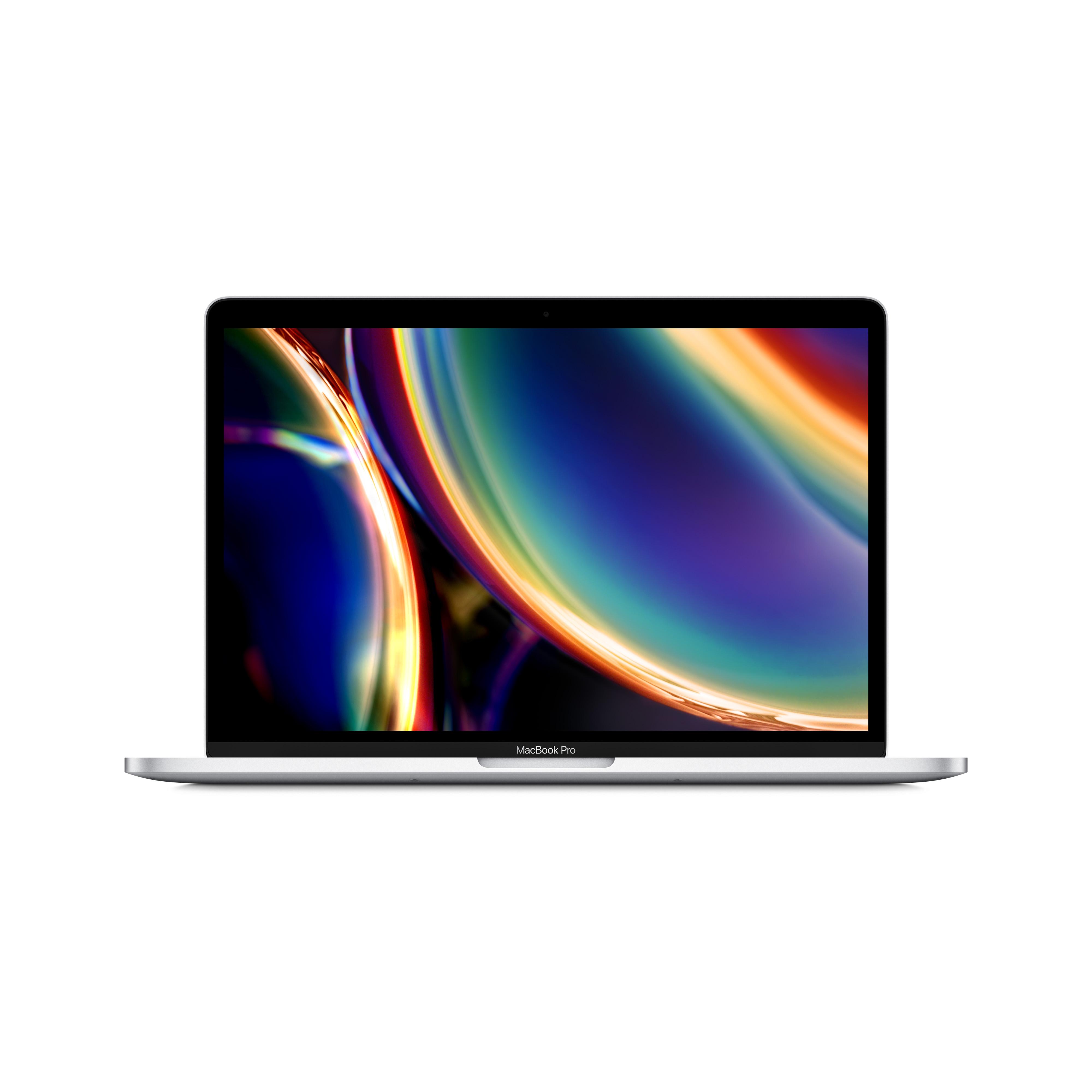 APPLE MacBook Pro 13″ (2020) – Zilver i5 8GB 256GB