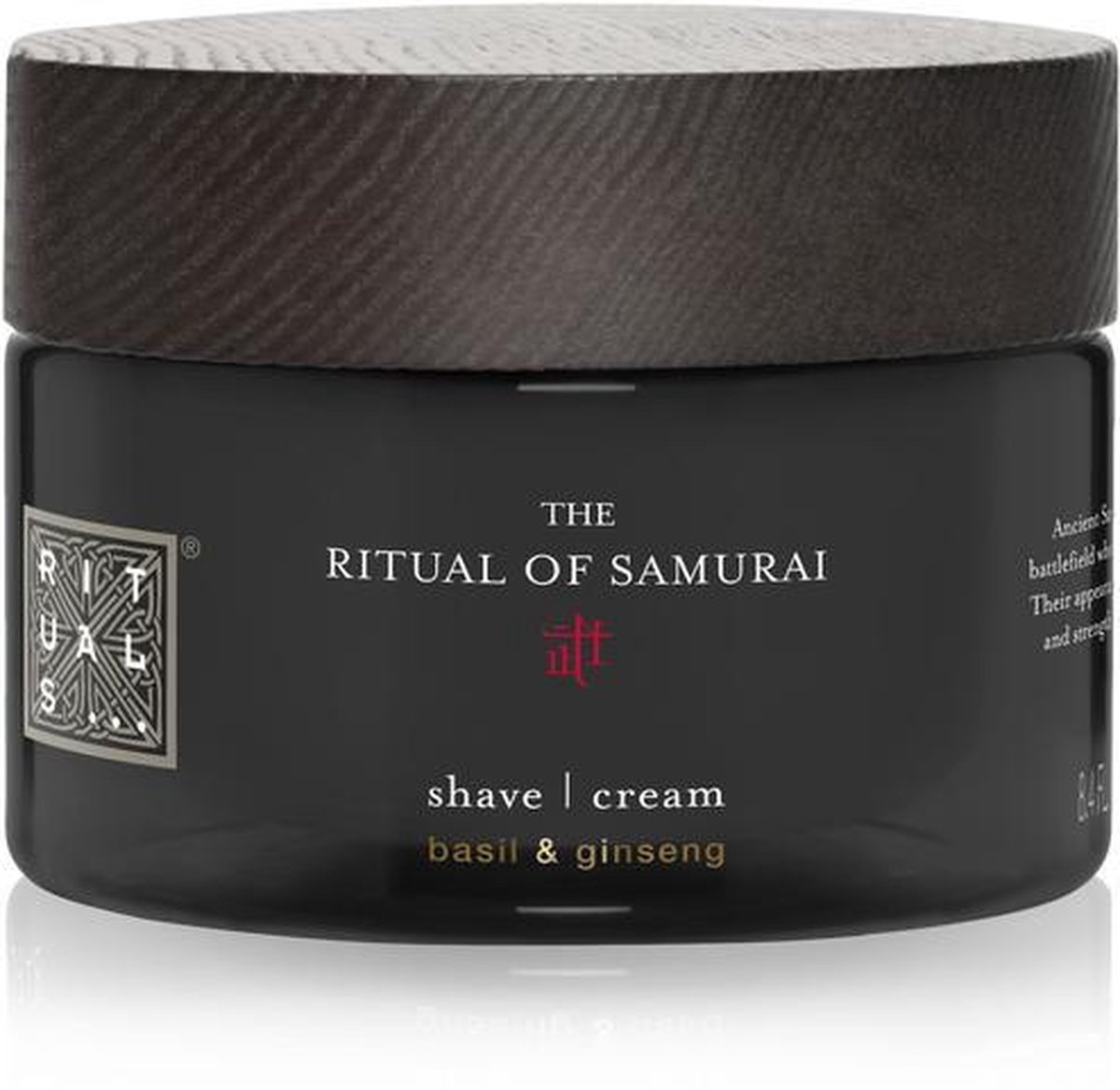 RITUALS The Ritual of Samurai Scheercrème – 250 ml
