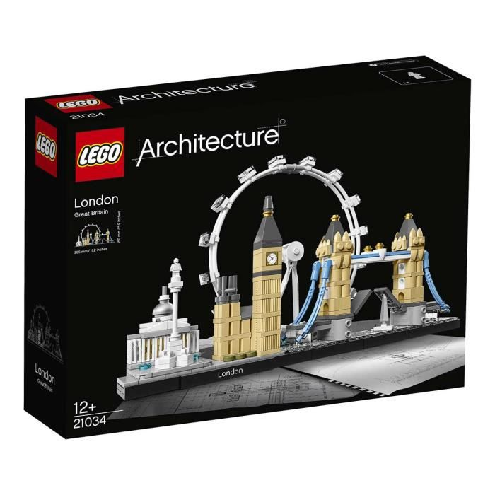 LEGO® Architecture 21034 – Londres