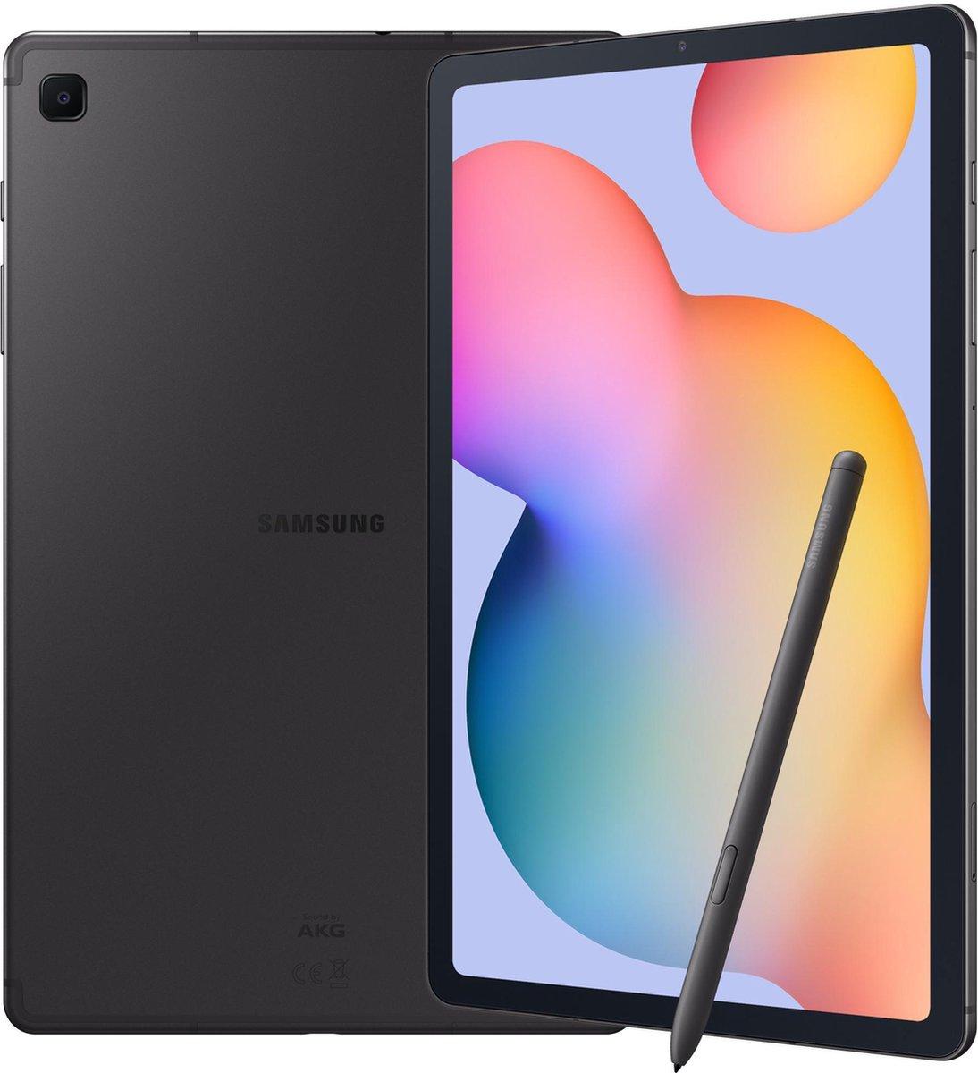 Samsung Galaxy Tab S6 Lite – 64GB – Grijs