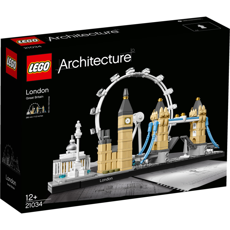 LEGO Architecture – Londen 21034
