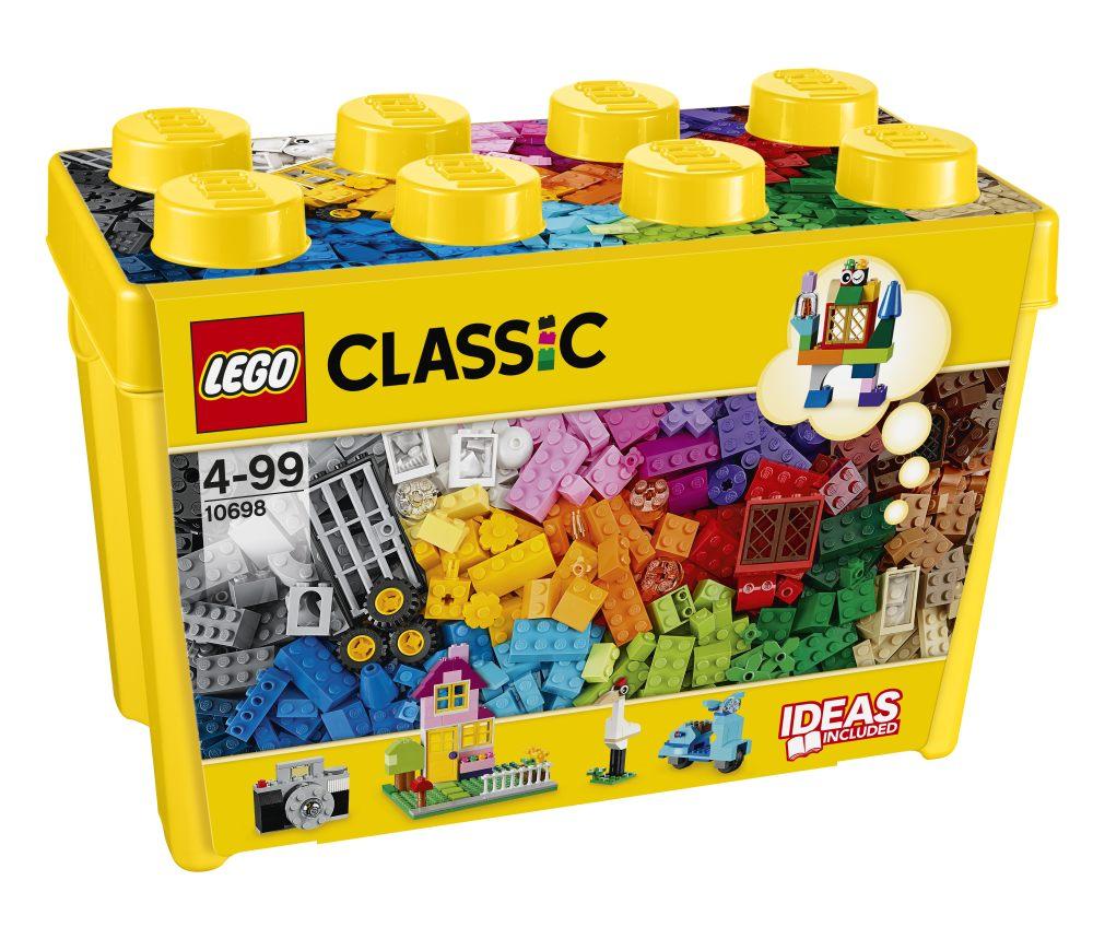 LEGO Classic Creatieve Grote Opbergdoos (10698)