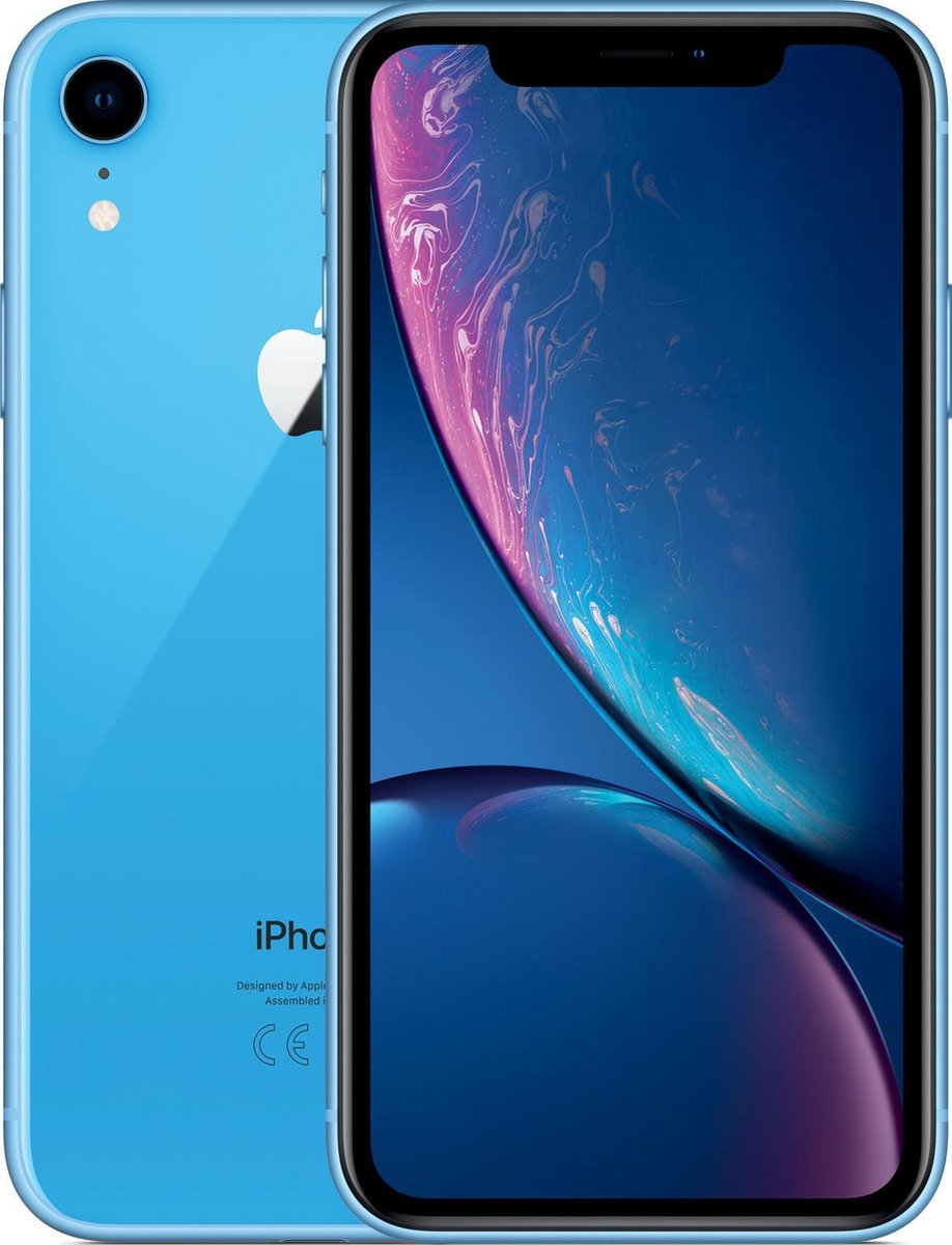 Apple iPhone XR – 128GB – Blauw