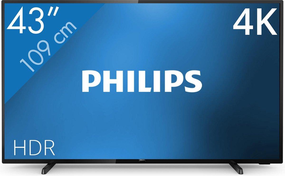 Philips 43PUS6504/12 – 4K TV