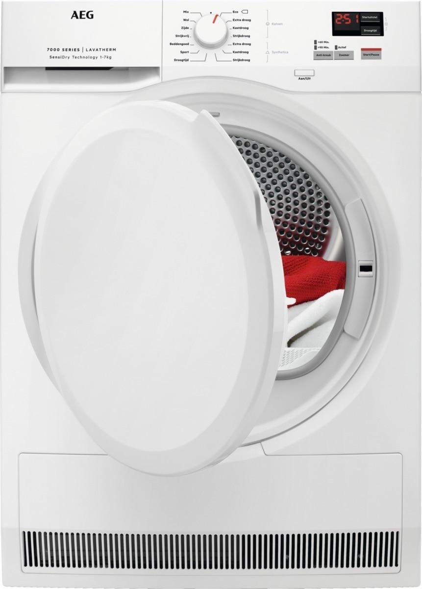 AEG T7DBNP400 – 7000 serie – SensiDry – Warmtepompdroger