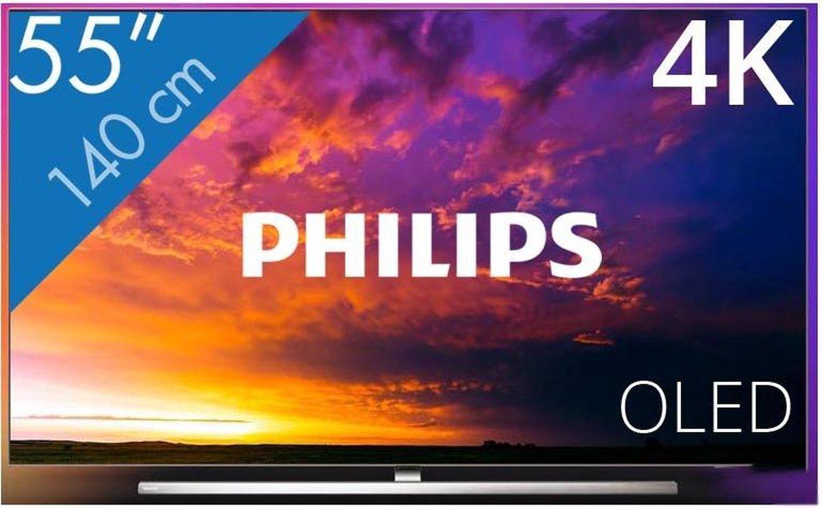 Philips 55OLED854 – 4K OLED TV