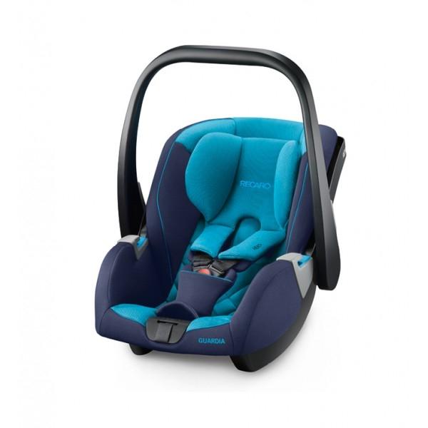 Recaro Guardia Autostoel – Xenon Blue – Autostoelen