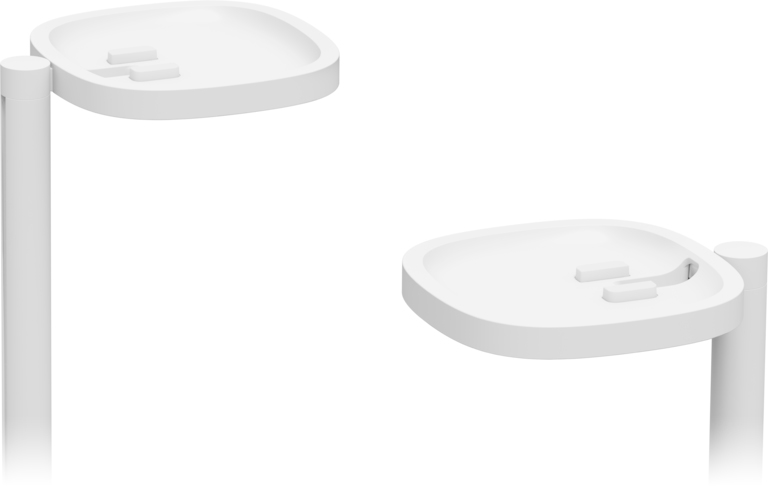 Sonos Stands voor One/One SL/Play 1 – Wit