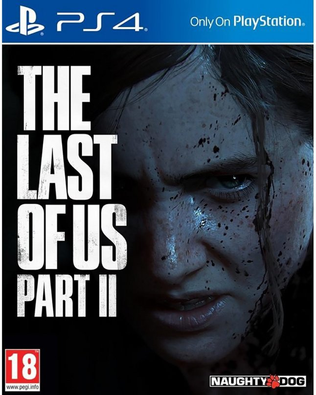 PS4 The Last of Us Part II ENG/FR