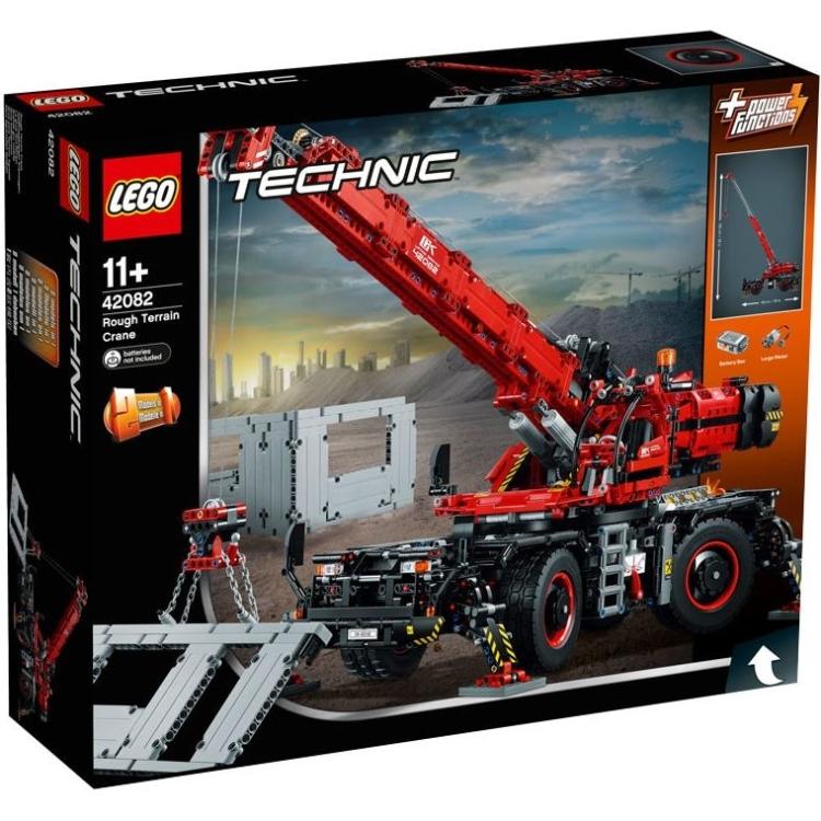 LEGO Technic – Kraan voor alle terreinen 42082